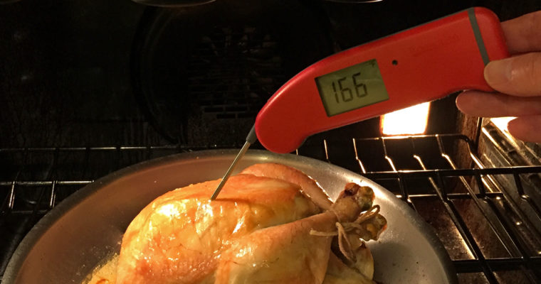 The Best Instant-Read Thermometer For Our Kitchen