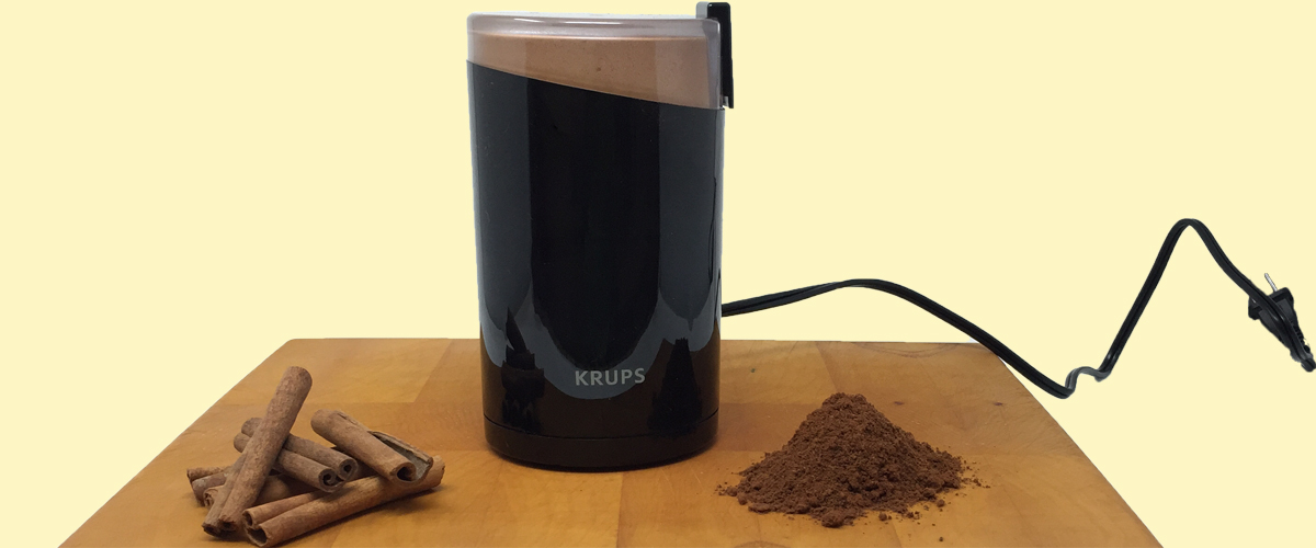 The Best Spice Grinder For Our Kitchen