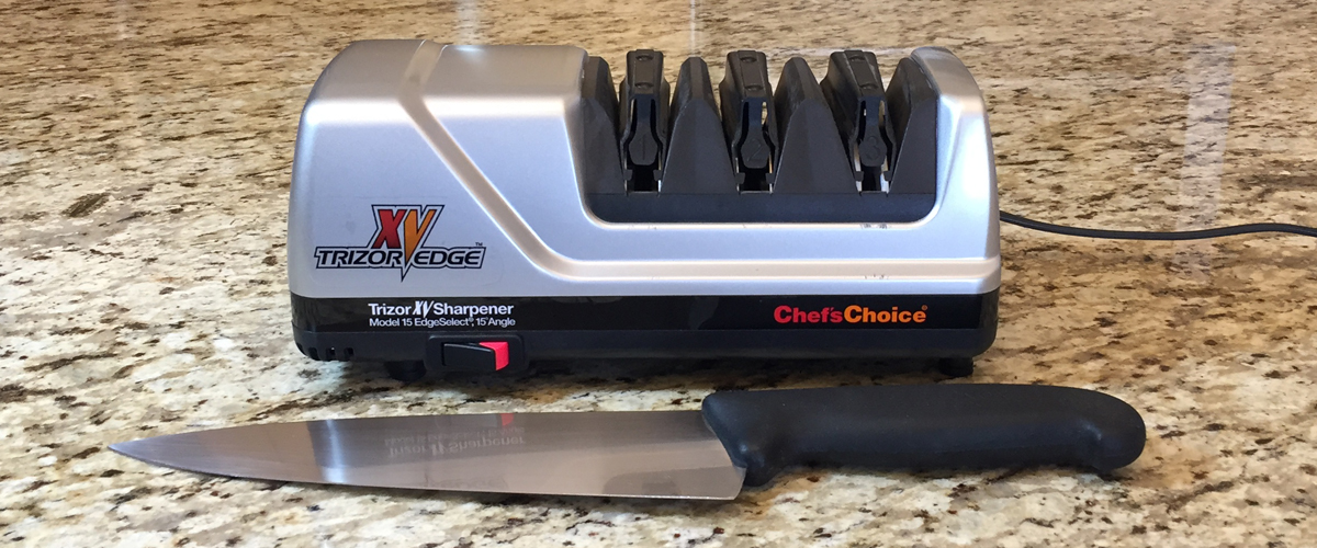 The Best Knife Sharpener For Our Kitchen