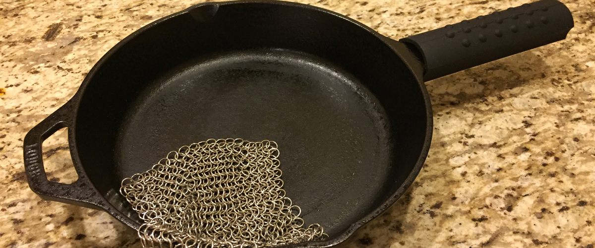 Our 2 Essential Cast Iron Skillet Accessories