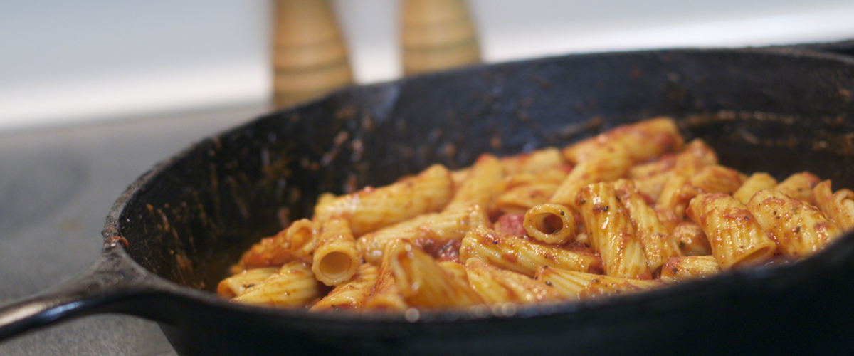 Why We've Welcomed Cast Iron Back Into Our Kitchen